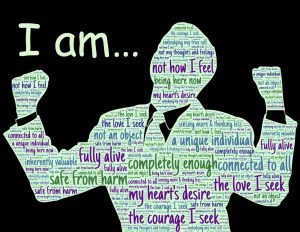 self worth image VK